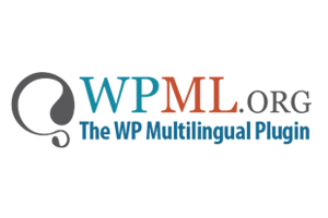 WPML makes it easy to build multilingual sites and run them. It's powerful enough for corporate sites, yet simple for blogs.